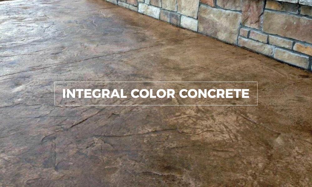 Decorative Concrete - Bayou Concrete